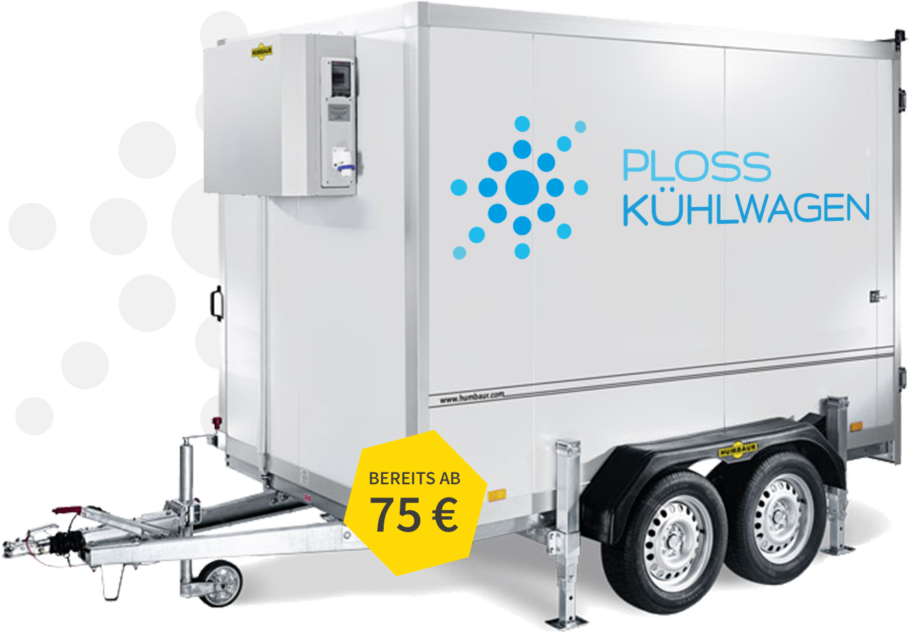 Kühlwagen Ploss - Angebot